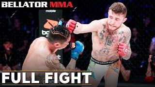 Full Fights | James Gallagher vs. Jeremiah Labiano - Bellator 223