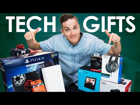 7 Tech Gift Ideas on Amazon (Holiday Tech Gift Guide)