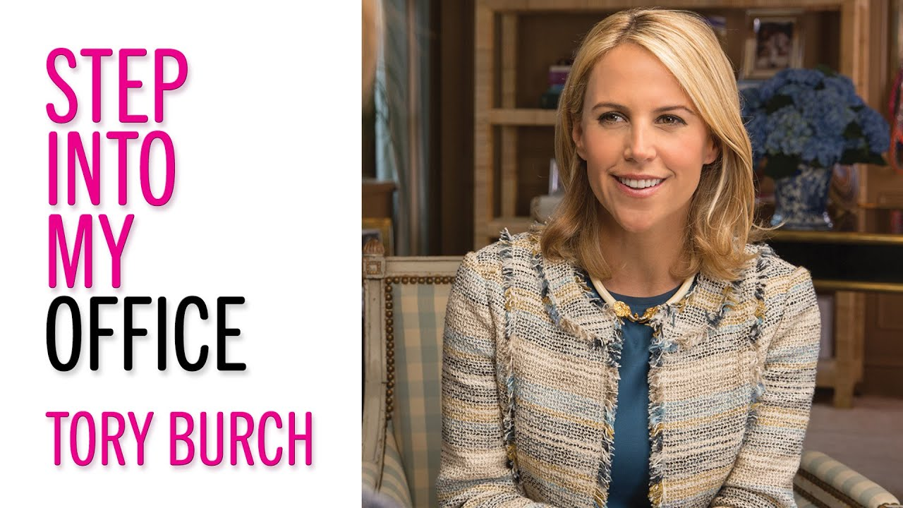 f6cb3c30de1a Tory Burch on How She Built a Fashion Empire From the Ground Up—Step Into  My Office—Glamour