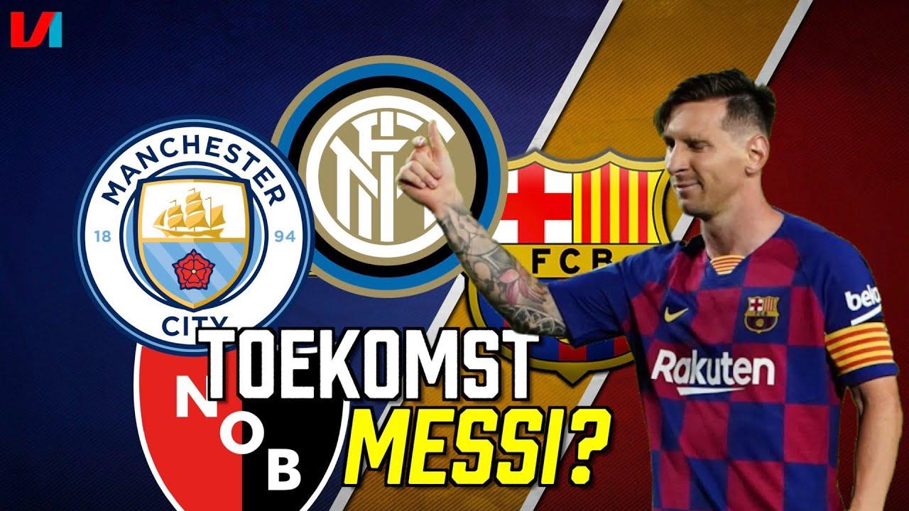 De Toekomst Van Messi 😱: 'Hij Kan In Alle Competities Nog Steeds Fluitend Domineren'