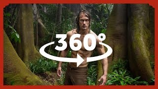 Tarzan - 360° Video Expérience