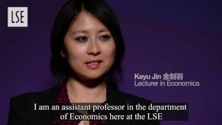 LSE Research in Mandarin | China economy and its potential