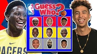 Download Guess That NBA Player vs. Victor Oladipo - INSANE Guess Who #2 Mp3 and Videos