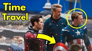 Avengers 4 Theories & Prediction Explained In HINDI | Avengers 4 Time Travel | Avengers 4 Multiverse