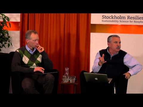 A conversation between Thomas Friedman and Johan Rockström