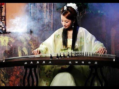 Guzheng, Bella musica instrumental China de guzheng, Relajante, Aliviar estrés, antidepresivo.