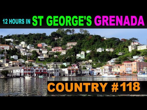 A Tourist's Guide to St. George's, Grenada