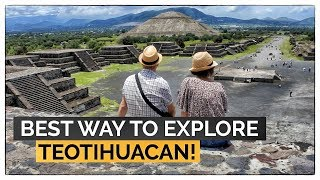Best day trip from Mexico City! | Our visit to Teotihuacan
