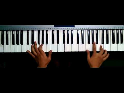 Sun Saathiya( ABCD -2 )Piano cover   Melody   Chords    Arpeggios