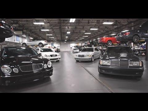 Mercedes benz private collection doovi for South atlanta mercedes benz dealership