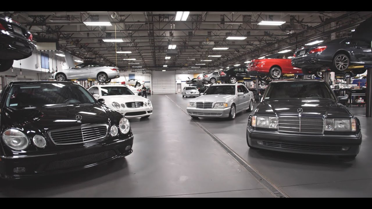 Cory sarver 39 s mercedes benz amg collection w rbm of for Mercedes benz collection