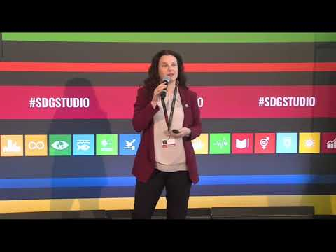 SDG Action Talk: Peace Boat and Ecoship - Sailing around the world for the Global Goals