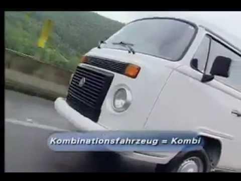 VRUM-Kombi completa 55 anos de Brasil