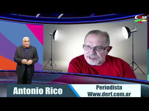 Antonio Rico: Los políticos no son los malos...