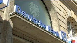 Deutsche Bank slashes jobs