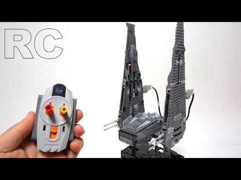 LEGO Star Wars 75104 - RC Motorized Kylo...