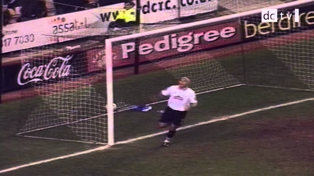 DERBY COUNTY Vs WIGAN ATHLETIC | Rams 2-1 Wigan 08/01/05