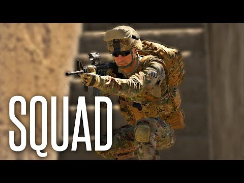 REALISTIC COMBAT AT ITS FINEST - Squad V10 Gameplay