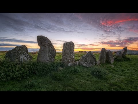 Stone circles that are more beautiful than Stonehenge HD 2017