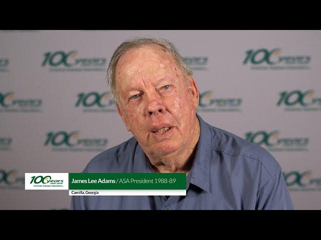 President Profiles James Lee Adams