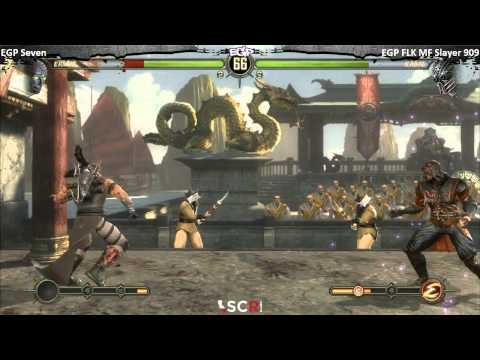 SCR 2014 - MK9 - EGP Seven vs EGP FLK MF Slayer 909