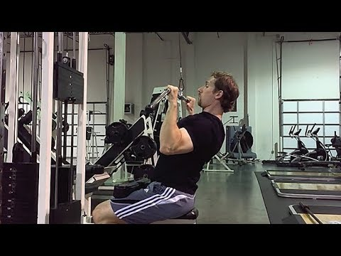 Over-Pulling On Pull-ups and Pulldowns