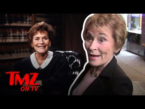 There's No Stopping Judge Judy | TMZ TV