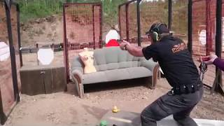 Remo at Baltic Storm with the PHOENIX Redback IPSC Production