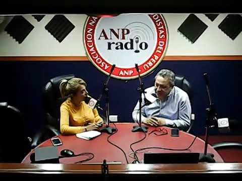 PERUPESQUERO RADIO ANP: Entrevista a Javier Atkins Lerggio
