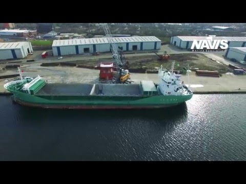 Navis Test Flight - Bulk operations at NWT