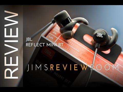 84744f217e2 JBL Reflect Mini BT Sport Earphones - REVIEW - Lightest Earphones ...