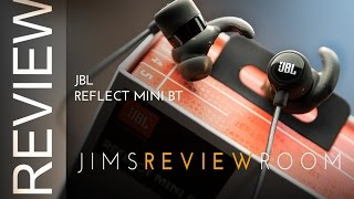 jBL Syncros Reflect BT Unboxing and Review