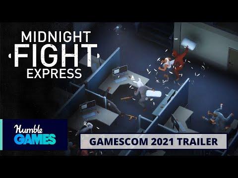 Midnight Fight Express | Gamescom 2021 Trailer