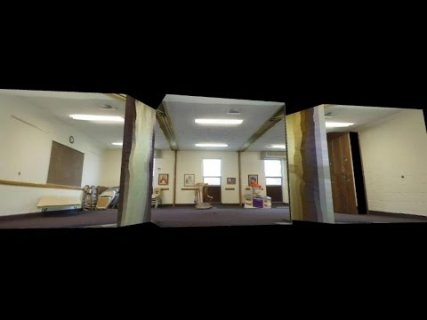 Create a basic 3D model of a room in ~1 minute with the Walkabouts mobile app and Ricoh Theta