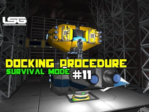 Space Engineers - Welding, Grinding & Refining - Part 11