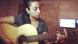 بحر هموم - يارا baher hmoum - Yara (جيتار guitar)