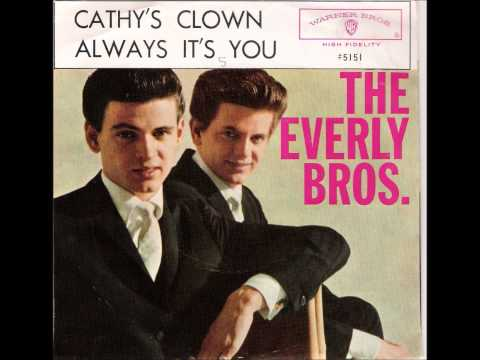 """The Everly Brothers  """"All I Have to Do Is Dream"""""""