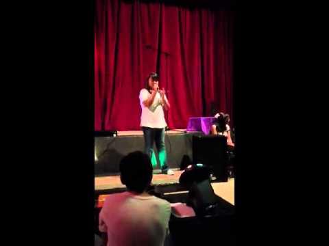Stay Rihanna performed by Alexis Cruz