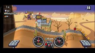 Фото Hill Climb Racing 2 Пустынные пещеры. Мотокросс