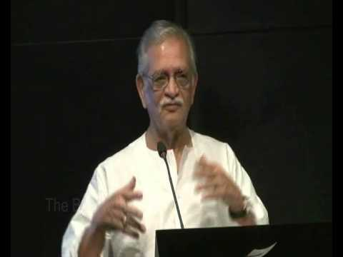 Gulzar Sahab Talks On Environmental Issue And Launched Book On Environmental Poems