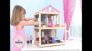 Country Lane Cottage Doll House Kidkraft 65186 At Amadokid.co.uk