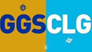 GGS vs CLG - NA LCS Week 5 Match Highlights (Summer 2018)