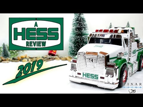 """Hess 2014 Toy Collector/'s Edition Truck Sign 6/"""" by 9/"""""""