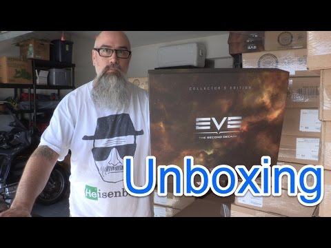 🔴LIVE EVE Unboxing