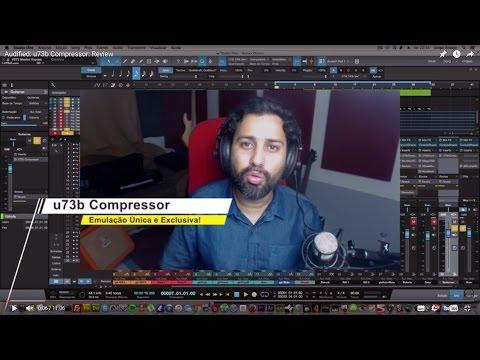 Audified: u73b Compressor: Review + Dicas Práticas de Mixagem