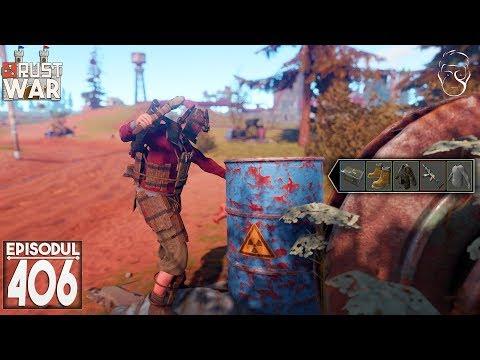 Rust: Castle Wars   Am inceput chiar bine!