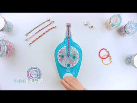 bracelet bresilien machine