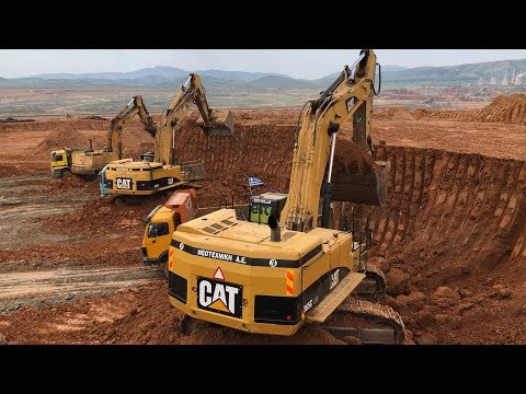 Excavators – Real Diesel Trucks