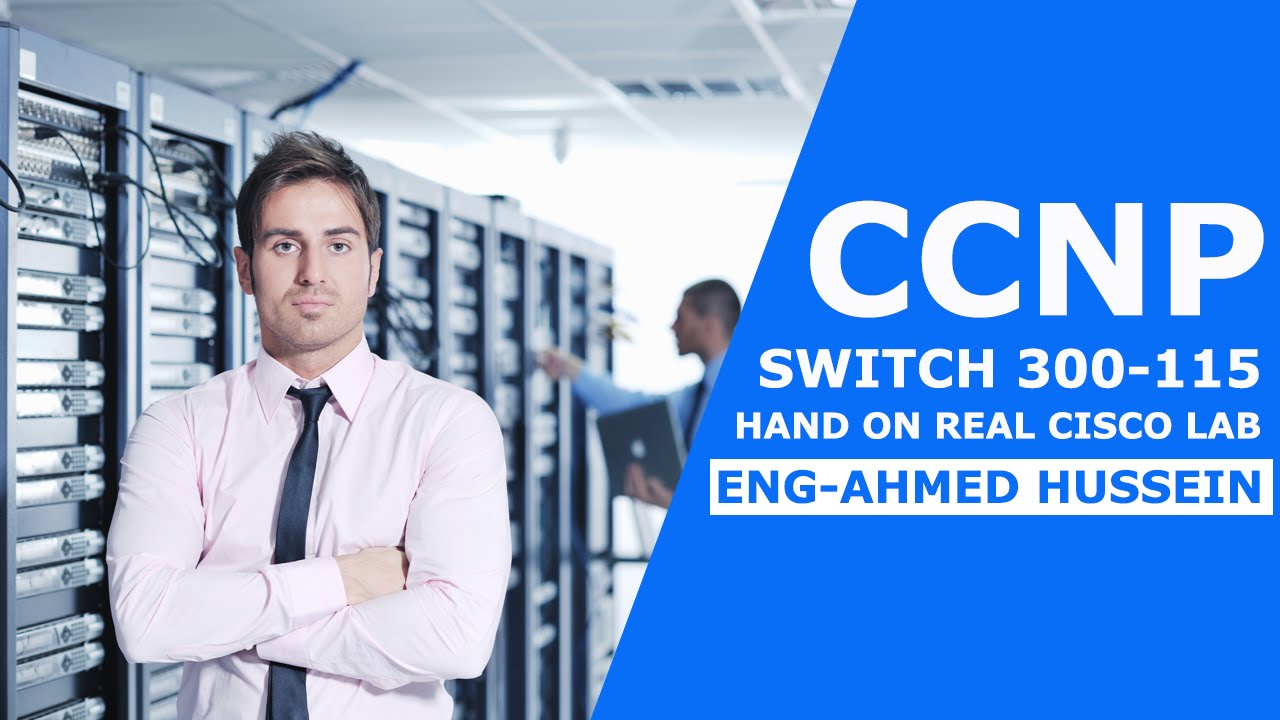 cbt nuggets ccnp switch 300-115 hands-on labs exam prep