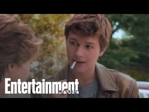 the-fault-in-our-stars':-shailene-woodley-&-ansel-elgort-on-gus-meeting-hazel- -entertainment-weekly